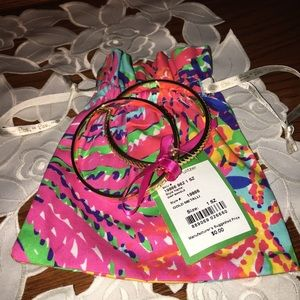 Lilly Pulitzer Jewelry - 💝LILLY PULITZER 🌴BANGLE SET🍃NWT